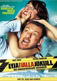 "Movie poster for ""EYJAFJALLAJOKULL"""