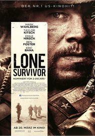 """Filmplakat für """"Lone Survivor"""""""