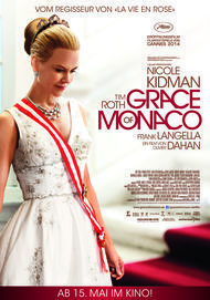"Filmplakat für ""GRACE DE MONACO"""
