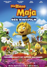 "Filmplakat für ""MAYA THE BEE  - THE MOVIE"""