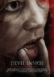 "Filmplakat für ""Devil Inside"""