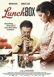 """Filmplakat für """"The Lunchbox"""""""