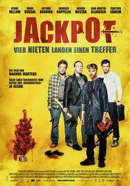 """Filmplakat für """"Jackpot - Vier Nieten landen einen Treffer"""""""