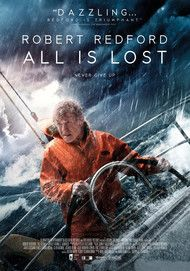 "Filmplakat für ""ALL IS LOST"""