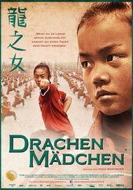 """Filmplakat für """"Drachenmädchen"""""""