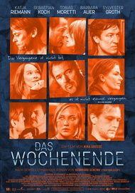 """Filmplakat für """"Das Wochenende"""""""
