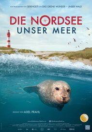 """Filmplakat für """"Die Nordsee - Unser Meer"""""""