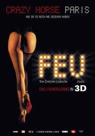 "Filmplakat für ""Feu - Crazy Horse Paris"""