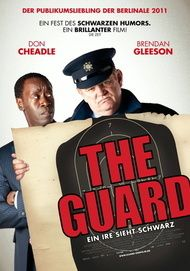 "Filmplakat für ""The Guard"""