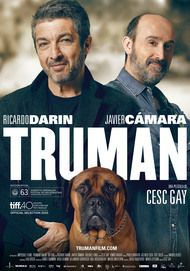 """Movie poster for """"TRUMAN"""""""