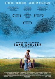 "Filmplakat für ""Take Shelter"""