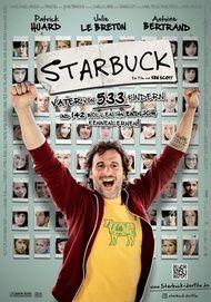 """Filmplakat für """"Starbuck"""""""