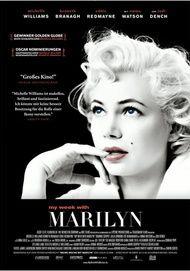 """Filmplakat für """"My Week with Marilyn"""""""