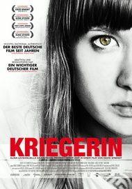 """Filmplakat für """"Kriegerin"""""""