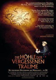 """Filmplakat für """"Die Höhle der vergessenen Träume"""""""