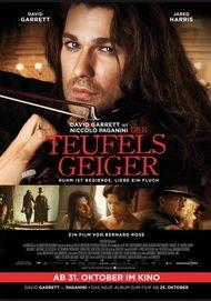 """Filmplakat für """"Der Teufelsgeiger"""""""