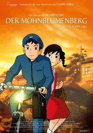 """Filmplakat für """"Der Mohnblumenberg"""""""