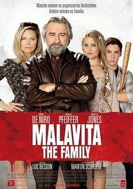 "Filmplakat für ""Malavita - The Family"""