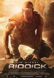 """Filmplakat für """"Riddick - Überleben ist seine Rache"""""""