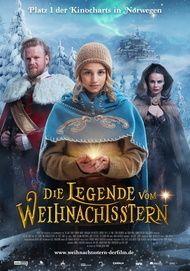 """Filmplakat für """"Die Legende vom Weihnachtsstern"""""""