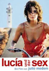 """Filmplakat für """"Lucía und der Sex"""""""
