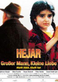 """Filmplakat für """"Hejar - Großer Mann, kleine Liebe"""""""