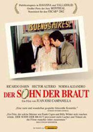 """Filmplakat für """"Der Sohn der Braut"""""""
