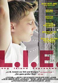 "Filmplakat für ""L.I.E. - Long Island Expressway"""