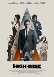 "Movie poster for ""HIGH RISE"""