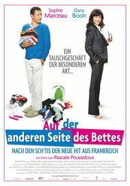 """Filmplakat für """"Auf der anderen Seite des Bettes"""""""