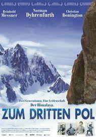 """Filmplakat für """"Zum dritten Pol"""""""