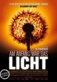 "Filmplakat für ""Am Anfang war das Licht"""