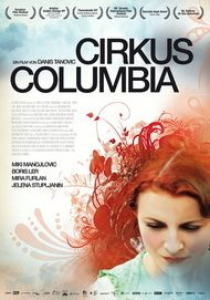 "Filmplakat für ""Cirkus Columbia"""