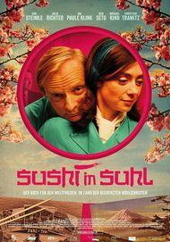 """Filmplakat für """"Sushi in Suhl"""""""