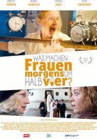"""Filmplakat für """"Was machen Frauen morgens um halb vier?"""""""