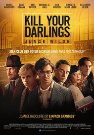 "Filmplakat für ""Kill Your Darlings"""
