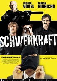 """Filmplakat für """"Schwerkraft"""""""