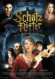 """Filmplakat für """"Schatzritter"""""""
