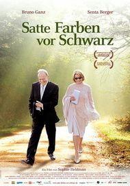 """Filmplakat für """"Satte Farben vor Schwarz"""""""
