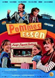"""Filmplakat für """"Pommes Essen"""""""