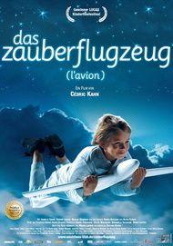 """Filmplakat für """"Das Zauberflugzeug"""""""