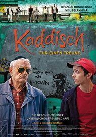 """Filmplakat für """"Kaddisch für einen Freund"""""""