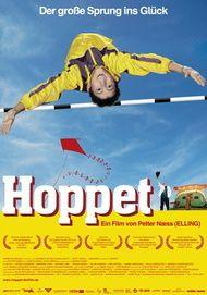 "Filmplakat für ""Hoppet"""