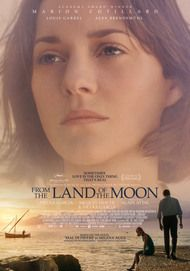 "Movie poster for ""FROM THE LAND OF THE MOON"""