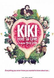 """Movie poster for """"KIKI LOVE TO LOVE"""""""