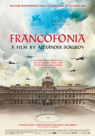 "Movie poster for ""FRANCOFONIA"""