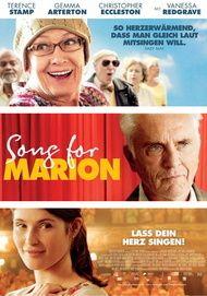 "Filmplakat für ""Song for Marion"""