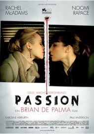 """Filmplakat für """"Passion"""""""