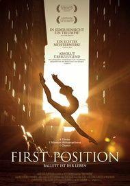 """Filmplakat für """"First Position - Ballett ist ihr Leben"""""""