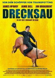 """Filmplakat für """"Drecksau"""""""